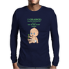 I Charge To Touch My Belly Mens Long Sleeve T-Shirt