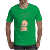 I Charge To Touch My Belly Mens T-Shirt