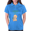 I Charge To Touch My Belly Womens Polo