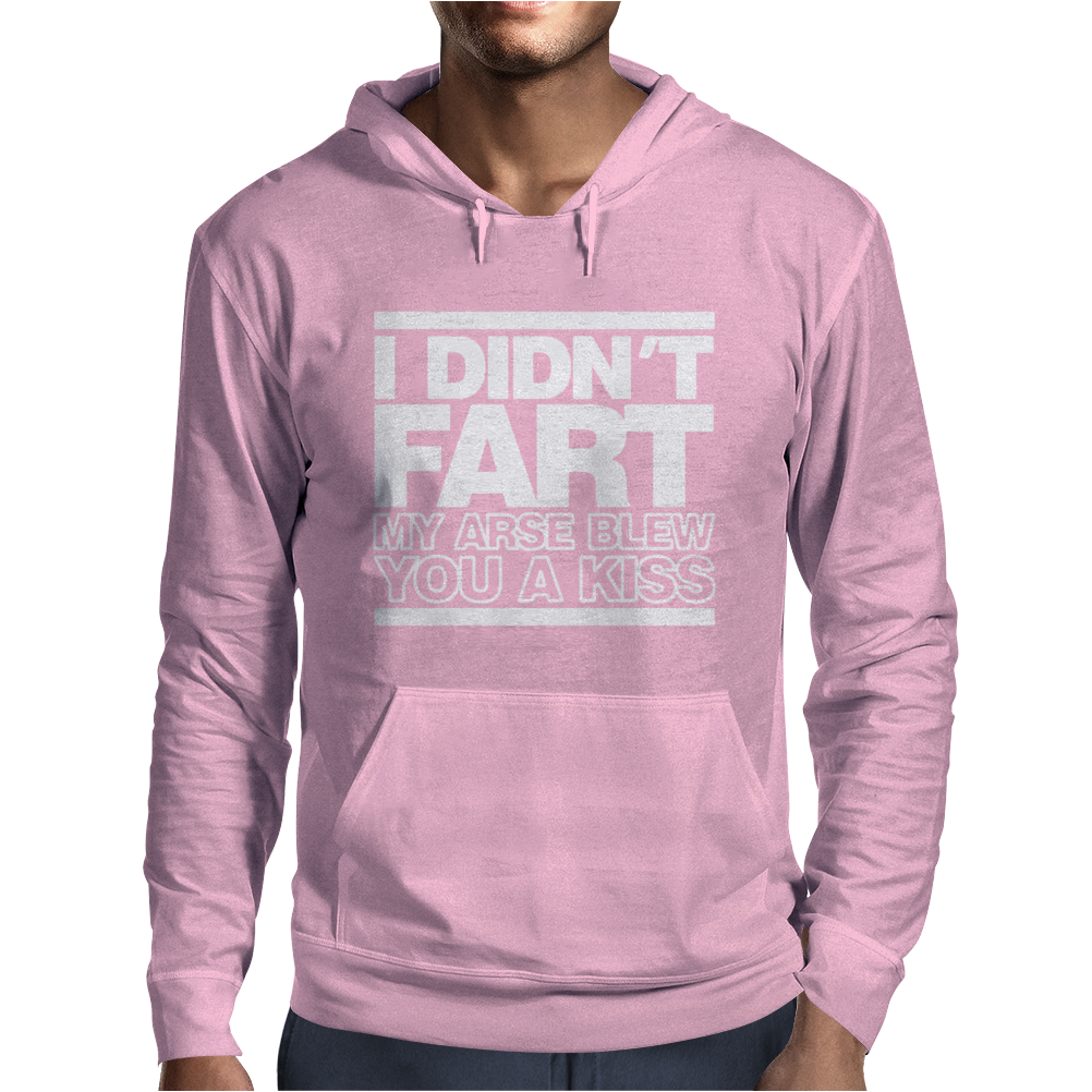 I Didn't Fart Mens Funny Mens Hoodie