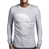 I Do All My Own Stunts HORSE Mens Long Sleeve T-Shirt
