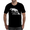 I Do All My Own Stunts HORSE Mens T-Shirt