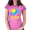 I Do All My Own Stunts Womens Fitted T-Shirt