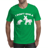 I Don't Give a Rats Mens T-Shirt