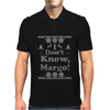 I Don't Know, Margo! Mens Polo