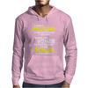 I DON'T PRETEND TO BE ANYTHING EXCEPT SOBER Mens Hoodie