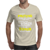 I DON'T PRETEND TO BE ANYTHING EXCEPT SOBER Mens T-Shirt
