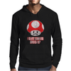 I Don't Wanna Grow Up Mens Hoodie