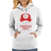I Don't Wanna Grow Up Womens Hoodie