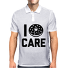 I Donut Care Mens Polo