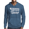 I Drive 88 MPH Just In Case Mens Hoodie