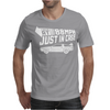 I Drive 88 MPH Just In Case Mens T-Shirt