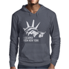 I Escaped From New York Mens Hoodie