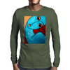 I FEEL BLUE  PICASSO Mens Long Sleeve T-Shirt