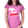 I Feel Cocky Womens Fitted T-Shirt