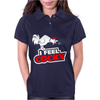 I Feel Cocky Womens Polo