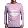 I Feel the Need The Need For Speed. Mens Long Sleeve T-Shirt
