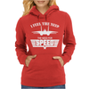 I Feel the Need The Need For Speed Womens Hoodie
