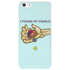 I Found My Marbles Phone Case