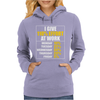 I Give 110 Percent Effort At Work Womens Hoodie