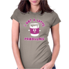 I Got A Latte Problems Womens Fitted T-Shirt