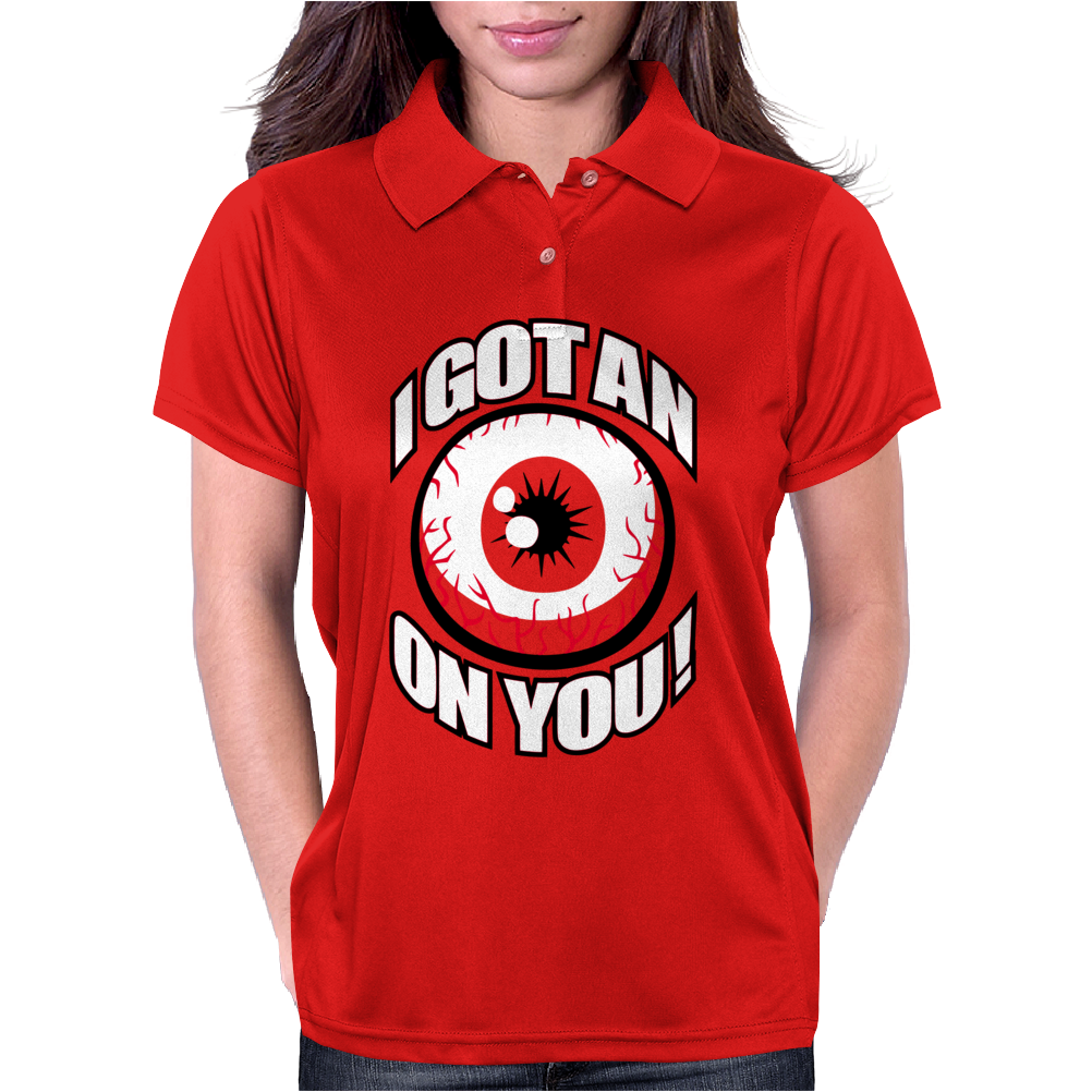 I Gotan On You Womens Polo