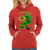I Grew Up Away From Home Womens Hoodie