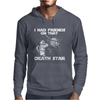I Had Friends on that Death Star. Mens Hoodie