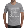 I Had Friends on that Death Star. Mens T-Shirt