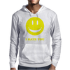 I Hate You Smiley Mens Hoodie