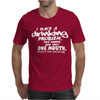 I Have A Drinking Mens T-Shirt