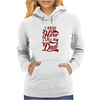I Have A Hero Womens Hoodie