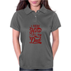 I Have A Hero Womens Polo
