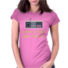 I Have No Idea What This Is Womens Fitted T-Shirt