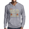 I Have O.C.D Obsessive Cat Disorder Mens Hoodie