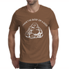 I have the body of a god Funny Buddha Budda Banter Fat Food Mens T-Shirt