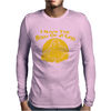 I Have The Body Of A God Mens Long Sleeve T-Shirt