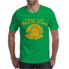 I Have The Body Of A God Mens T-Shirt