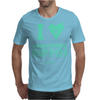 I Heart Animatronic Hippos Mens T-Shirt