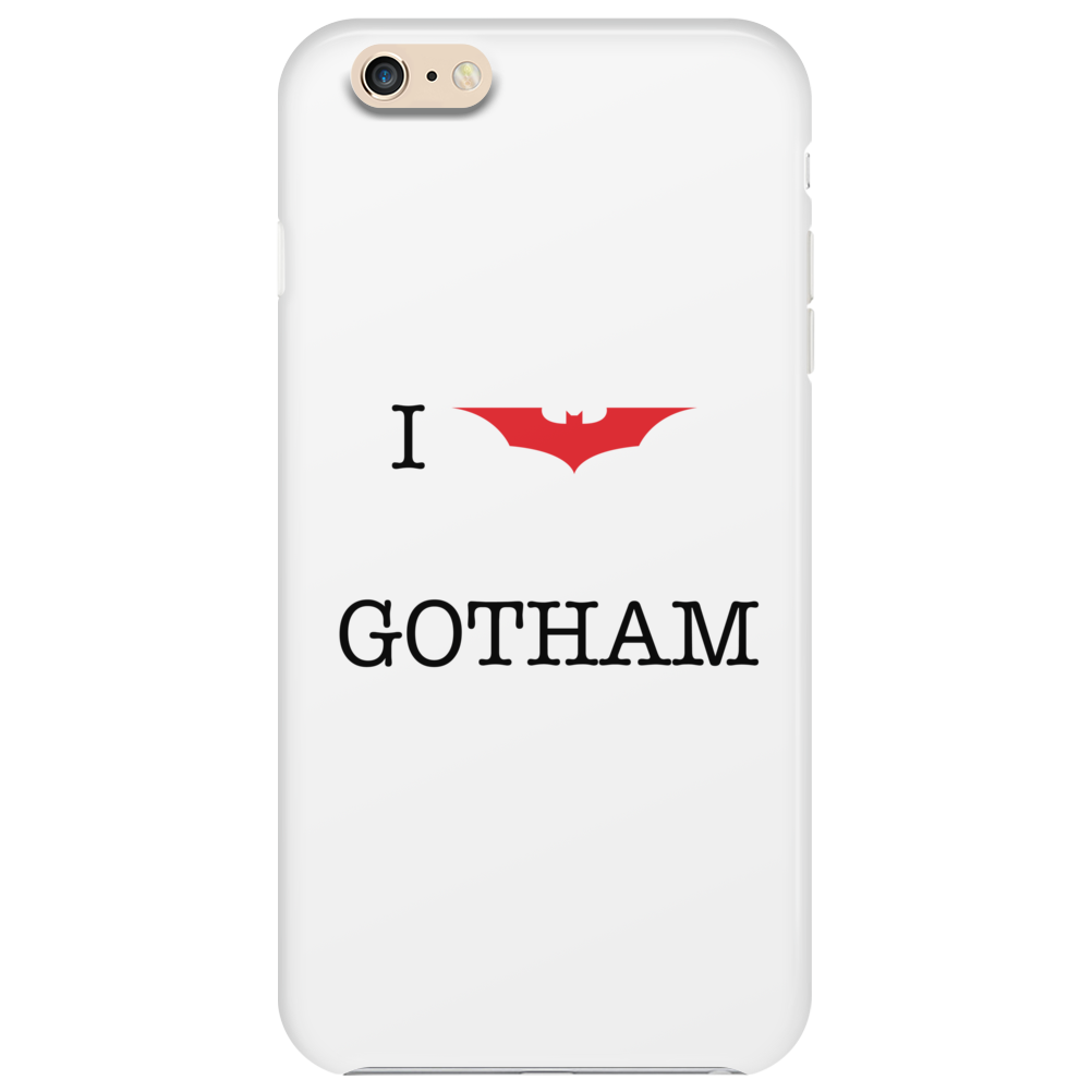 I Heart Gotham Phone Case