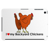 I Heart my Backyard Chickens Tablet