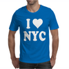 I HEART NYC Mens T-Shirt