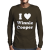 I Heart Winnie Cooper Mens Long Sleeve T-Shirt