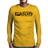 I Keep Pressing Escape But I'm Still Here Mens Long Sleeve T-Shirt