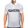 I Keep Pressing Escape But I'm Still Here Mens Polo