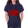 I know stuff - red Womens Polo