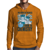 I KNOW THE CHEMISTRY BREAKING BAD INSPIRED PERIODIC TABLE CULT TV SHOW WALT JESSE Mens Hoodie
