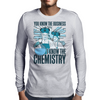 I KNOW THE CHEMISTRY BREAKING BAD INSPIRED PERIODIC TABLE CULT TV SHOW WALT JESSE Mens Long Sleeve T-Shirt