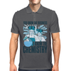 I KNOW THE CHEMISTRY BREAKING BAD INSPIRED PERIODIC TABLE CULT TV SHOW WALT JESSE Mens Polo