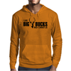 I Like Big Bucks And I Cannot Lie Mens Hoodie